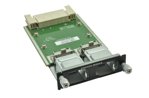 NEW Dell YY741 10GB Dual Port Stacking Module