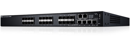 Dell 7024F PowerConnect 7000 Series 24-Port 1G Fiber SFP 4-Port Combo Switch