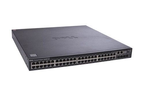 Dell 7048R-RA PowerConnect 7000 Series 48-Port Gigabit Reversible Airflow Switch