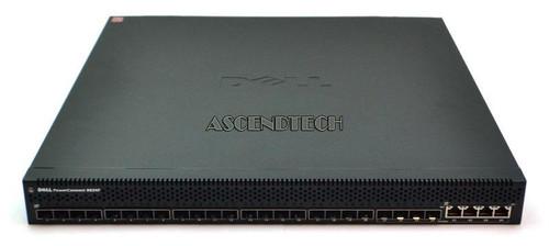 Dell PowerConnect 8024F P91K4 24 Port Gigabit / 10GB SFP Switch