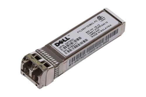 Dell GP-10GSFP-1S Finisar FTLX8571D3BCL-FC WTRD1 0WTRD1 SFP+ transceiver