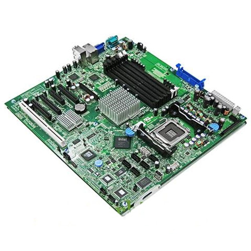 Dell 0TY177 PowerEdge T300 E93839 LGA771 System Server Motherboard w/ Tray