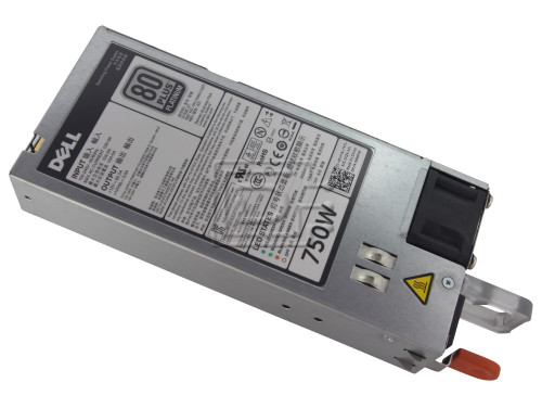 Dell 5NF18 D750E-S1 PowerEdge 750W R620 R720 R820 T420 T620 Server Power Supply
