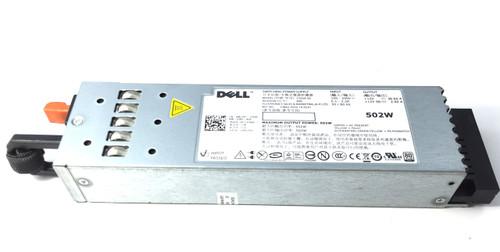Dell MU791 C502A-S0 PowerEdge R610 502W Power Supply