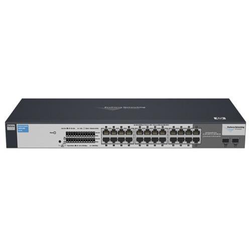 HP J9078A 1400 Series 24-Port Unmanaged Gigabit Ethernet Switch