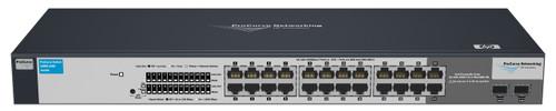 HP J9028B 1800 Series Web-managed 1800-24G 24-Port Gigabit Switch