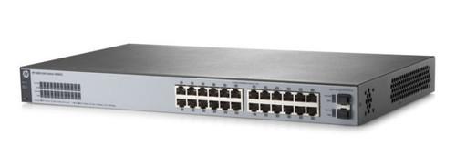 HP J9980A 1820 Series 1820-24G 24-Port Gigabit 2-Port SFP Switch
