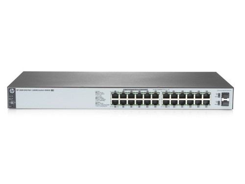 HP J9983A 1820 Series 1820-24G-PoE+ (185W) 24-Port Gigabit 2-Port SFP Switch