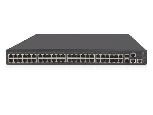 HP JG963A 1950 Series 1950-48G-2SFP+-2XGT-PoE+(370W) 48-Port Gigabit Switch