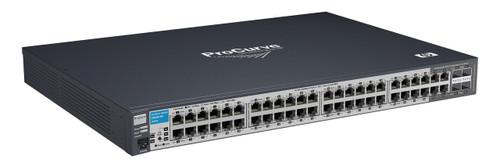 HP J9280A 2510 Series 2510G-48 48-Port Gigabit Switch
