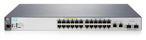 HP J9779A 2530 Series Aruba 2530-24-PoE+ 24-Port Fast Ethernet 2-Port SFP Switch