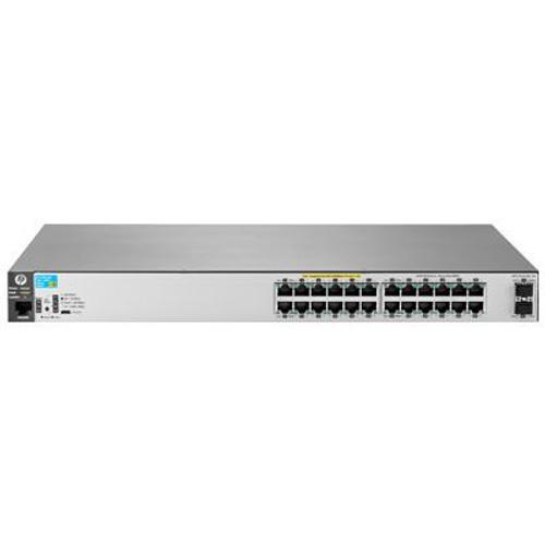 HP J9773A 2530 Series Aruba 2530-24G-PoE+ 24-Port Gigabit 4-Port SFP Switch