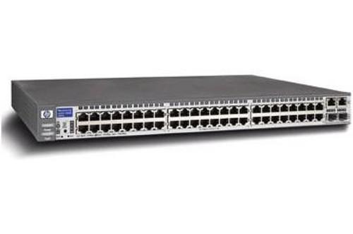 HP Procurve 2650-PWR J8165A 48-Port POE Switch