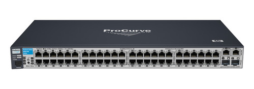 HP ProCurve 2610 J9088A 48 Port 10/100 2 x SFP 2 x 1000 Ethernet Switch