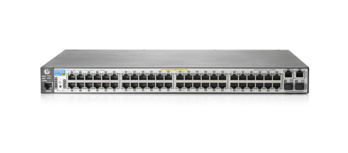 HP J9627A 2620 Series HPE 2620-48-PoE+ 48-Port Fast Ethernet Switch