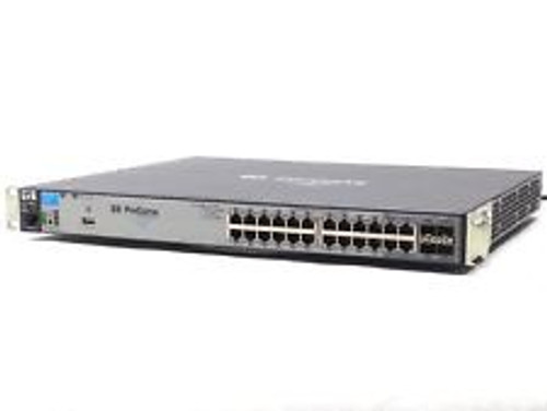 NEW HP J4904A 2800 Series ProCurve 2848 44-Port Gigabit 4-Port SFP Switch