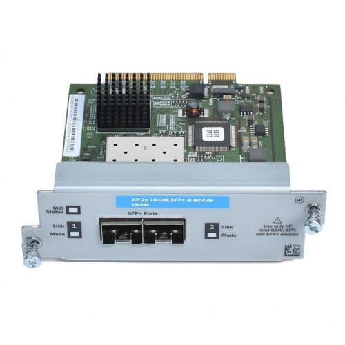 HP J9008A ProCurve 2910al Series 2-Port 10 Gigabit SFP+ Switch Module