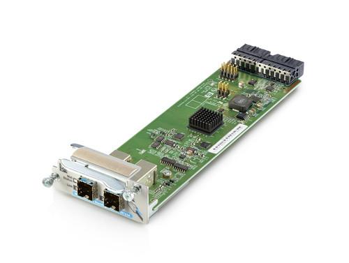 HP J9733A Aruba 2920 Series 2-Port Stacking Switch Module