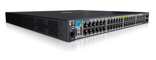 HP J9311A 3500yl Series HPE 3500-48G-PoE+ yl 48-Port Gigabit Switch