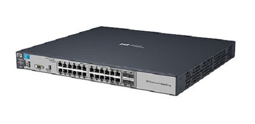 HP J9470A 3500 Series HPE 3500-24 20-Port Fast Ethernet 4-Port SFP Switch