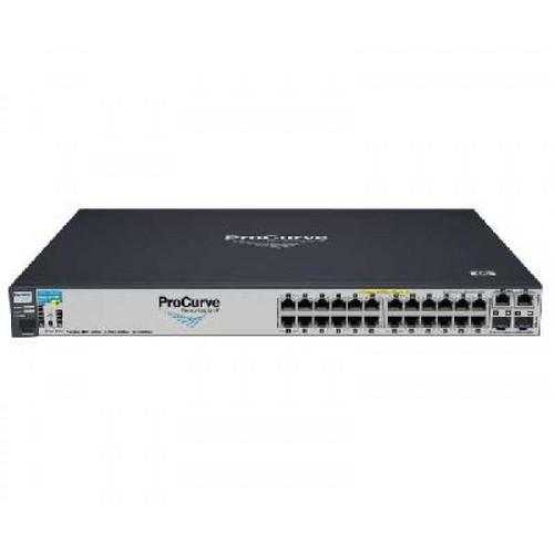 HP J9310A 3500-24G-PoE+ yl 24 Port Gigabit POE Switch