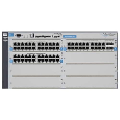 HP J9030A 4200vl Series 4208vl-72GS 68-Port Gigabit 4-Port SFP Switch