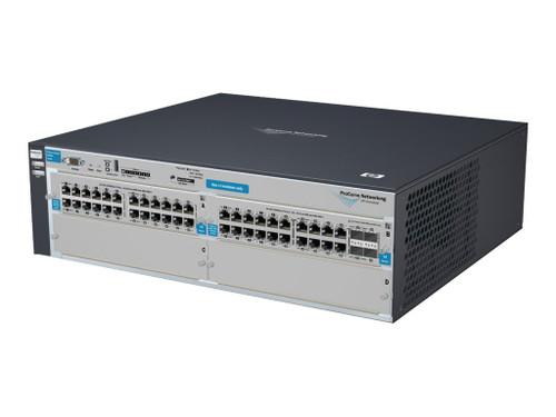 HP J9064A 4200vl Series 4204vl-48GS 44-Port Gigabit 4-Ports SFP Switch
