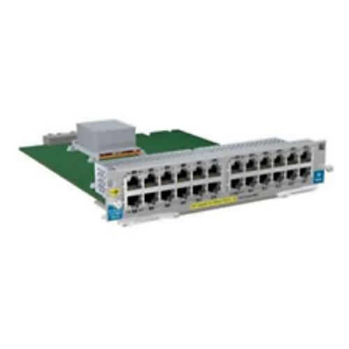 HP J8765A 4200vl Series 24-Port Fast Ethernet 10/100-TX vl Switch Module