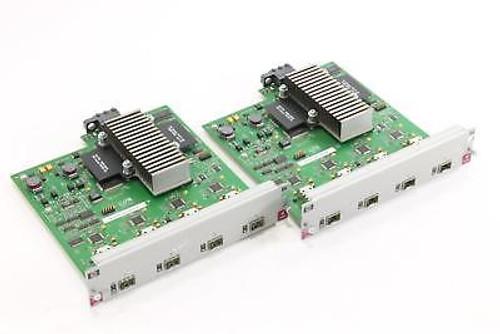 HP J4878B 5300xl Series 4-Port Mini-GBIC (SFP) xl Switch Module