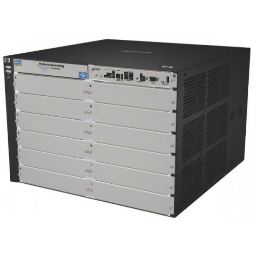 NEW HP J9822A Aruba 5400R zl2 Series 5412R 12-Slot Switch