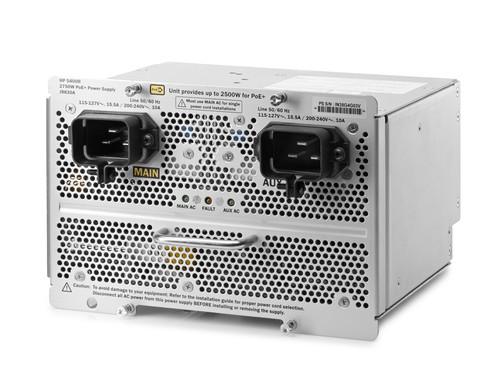 HP J9830A Aruba 5400R zl2 Series 2750W PoE+ Switch Power Supply
