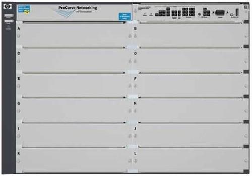 HP J8698A 5400zl Series ProCurve 5412zl Intelligent Edge Switch