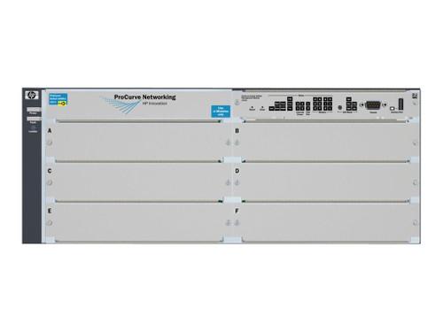 HP J8697A 5406zl 5400zl Series Intelligent Edge ProCurve Switch Chassis