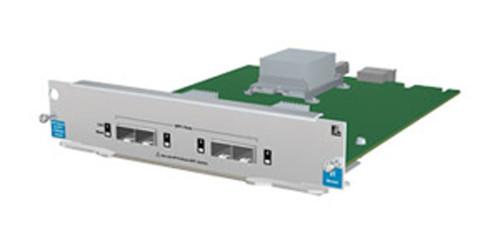 HP J9309A 4-Port 10GbE SFP+ Expansion Module for ProCurve 5400zl