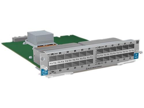 HP J9537A 24-port SFP v2 zl Fiber Module for E5400/E8200 series zl Switches