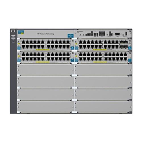 HP J9448A 5400zl Series ProCurve 96-Port Gigabit 5412zl-96G-PoE+ Switch