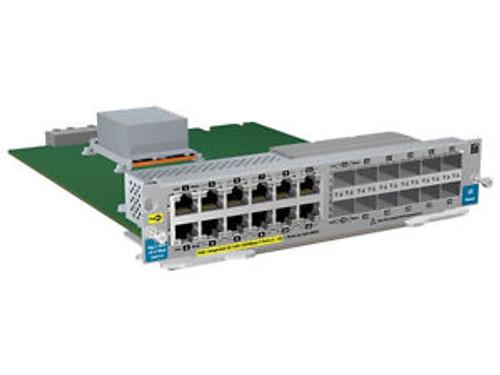 HP J9536A 20-Port GIG-T PoE+ / 2-Port SFP Module
