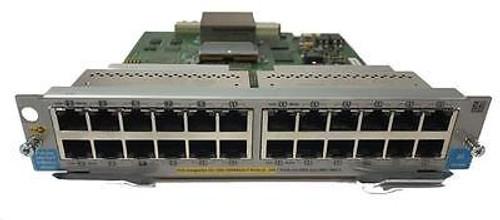 HP J9478A 5400zl Series 24-port Fast Ethernet PoE+ zl Switch Module