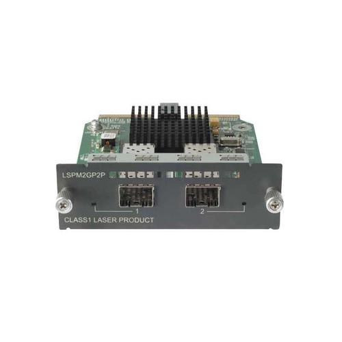 HP JD367A 5500/4800 2-port GbE SFP Switch Module