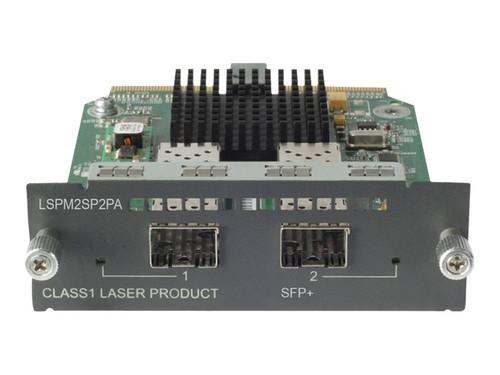 HP JD368B 5500/5120 2-port 10GbE SFP+ Switch Module