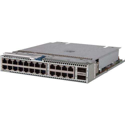 HP JH182A FlexFabric 5930 24-Port 10 Gigabit 2-Port QSFP+ Module w/ MACsec