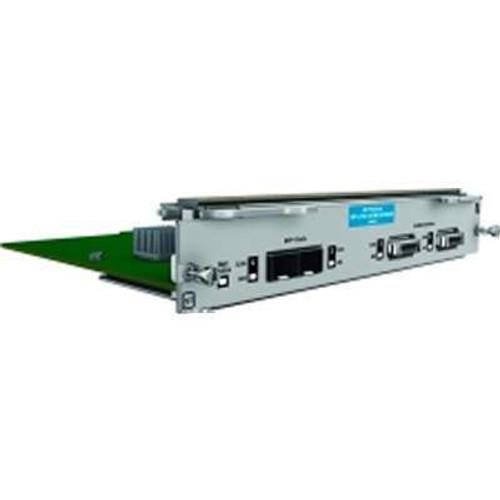 HP J9312A 3500yl / 6200yl 2-Port 10GbE SFP+ CX4 yl Switch Module