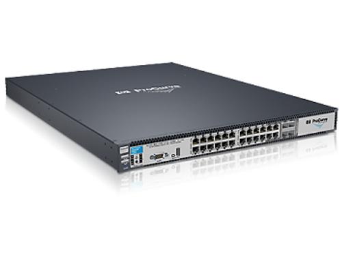 HP J9265A 6600 Series 6600-24XG 24-Port 10 Gigabit Ethernet SFP+ Switch