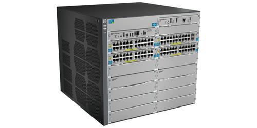 HP J9641A 8200 zl Series 8212 w/ Premium Software Switch