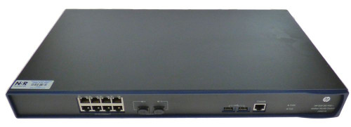 HP JG641A 830 Series 8-Port Gigabit PoE+ Unified Wired-WLAN Switch