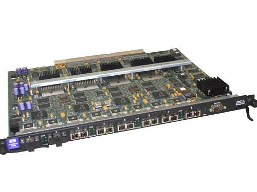 HP J4894A 9300m Series ProCurve 9300 EP 16-Port Mini-GBIC (SFP) Switch Module