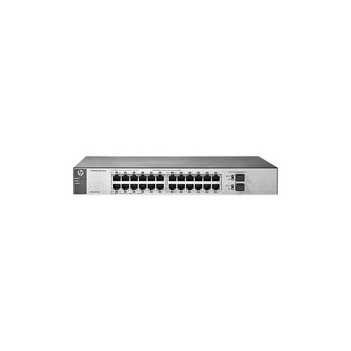 HP J9834A PS1810 Series PS1810-24G 2-Port Gigabit SFP Switch