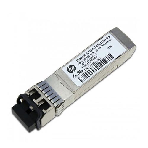HP JD092B X130 10G SFP+ LC SR Transceiver