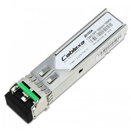 HP JD103A X120 1G SFP LC LH100 Transceiver