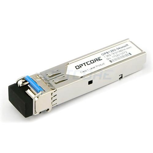 HP JD098B X120 1G SFP LC BX 10-U Transceiver